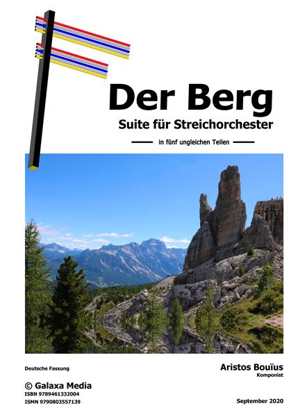 Voorblad De Berg DE