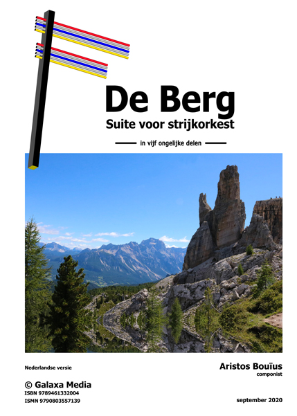 Voorblad De Berg NL